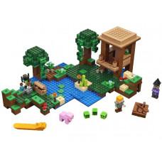 Хижина ведьмы, 21133 Lego Minecraft