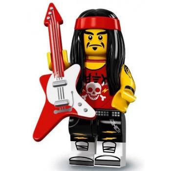 Гитарист-рокер, 71019 Lego Minifigures