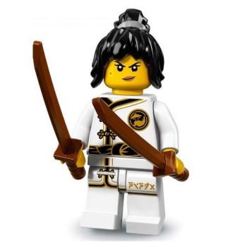 Ния, изучающая Кружитцу, 71019 Lego Minifigures