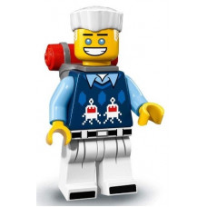 Зейн, 71019 Lego Minifigures