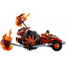 Лавинный разрушитель Молтора 70313 Lego Nexo Knights (Лего Рыцари Нексо)