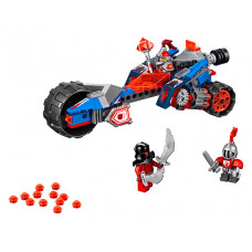 Молниеносная машина Мэйси, 70319 Lego Nexo Knights