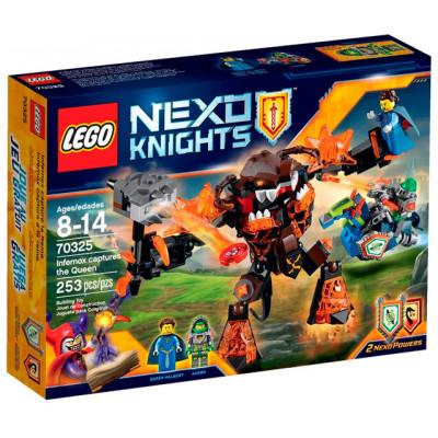 Инфернокс и захват королевы, 70325 Lego Nexo Knights