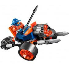 Самоходная артиллерийская установка королевской гвардии, 70347 Lego Nexo Knights