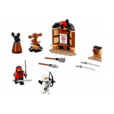Уроки Мастерства Кружитцу, 70606 Lego Ninjago Movie