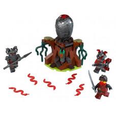Атака Алой армии, 70621 Lego Ninjago