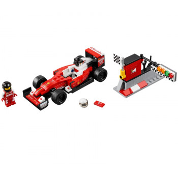 Скудерия Ferrari SF16-H, 75879 Lego Speed Champions