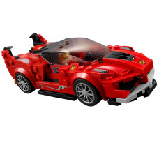 Феррари FXX K и Центр разработки и проектирования, 75882 Lego Speed Champions