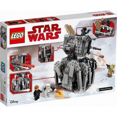 Тяжелый разведывательный шагоход Первого Ордена, 75177 Lego Star Wars