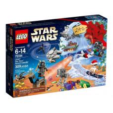 Новогодний календарь Star Wars, 75184 Lego Star Wars