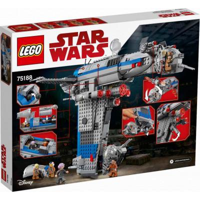 Бомбардировщик Сопротивления, 75188 Lego Star Wars