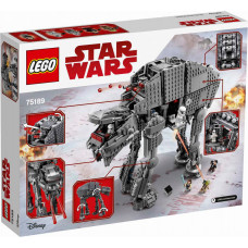 Штурмовой шагоход Первого Ордена, 75189 Lego Star Wars