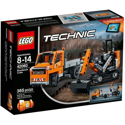 Дорожная техника, 42060 Lego Technic