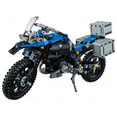 Приключения на BMW R 1200 GS, 42063 Lego Technic