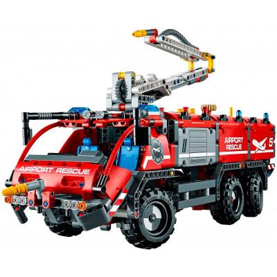 Автомобиль спасательной службы, 42068 Lego Technic