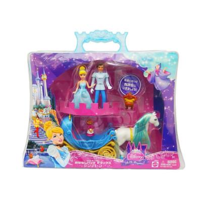 Набор Маленькое королевство с мини-куклой Золушкой, X9426-X9427 Mattel
