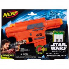 B7764 Nerf Бластер бойца Звездных Войн Hasbro