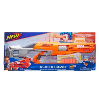 Бластер Элит AlphaHawk Nerf, b7784 Hasbro