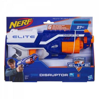 Бластер Элит Disruptor Nerf, b9837 Hasbro
