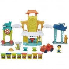 """Центр города"" Play-Doh Город, b5868 Hasbro"