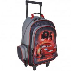 """Школьный рюкзак на колесах """"Тачки"""", DAG-1220 PASO"""