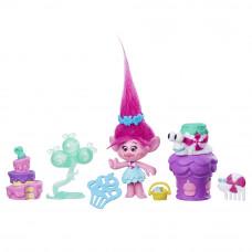 Тролль Поппи на вечеринке, b6556 Hasbro