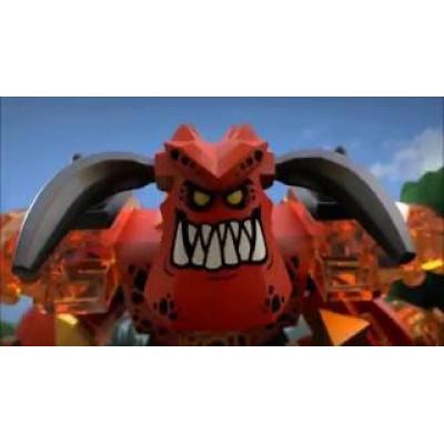 Башенный тягач Акселя, 70322 Lego Nexo Knights