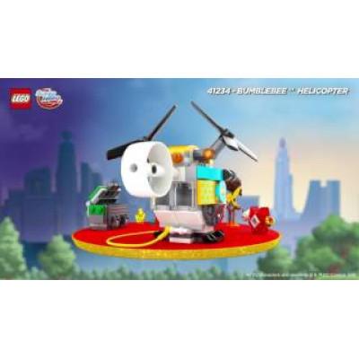 Вертолёт Бамблби, 41234 Lego Super Hero Girls