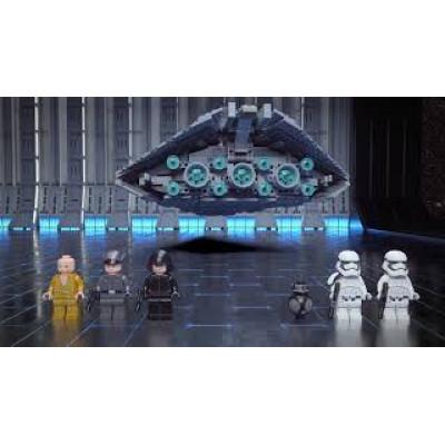 Звездный разрушитель первого ордена, 75190 Lego Star Wars