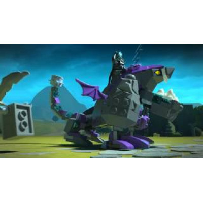 Вездеход Аарона 4x4, 70355 Lego Nexo Knights