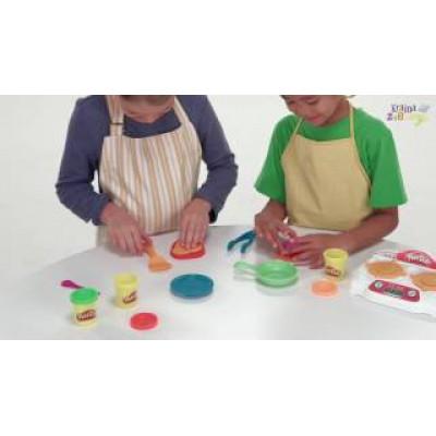 Кухонная плита (со звуком), B9014 Play-Doh Habro
