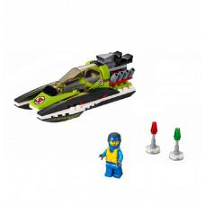 Гоночный катер, 60114 Lego City