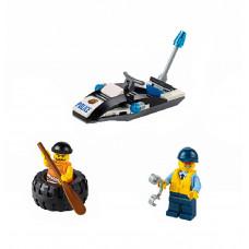 Побег в шине, 60126 Lego City