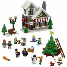 Зимний магазин игрушек, 10249 Lego Creator