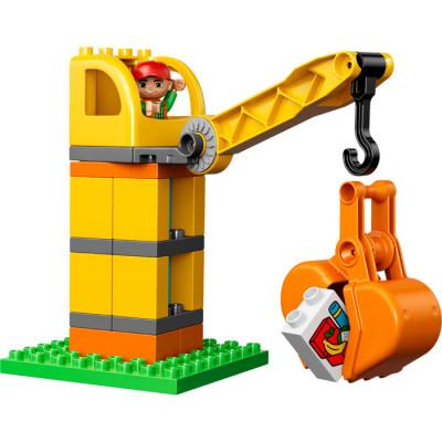 Большая стройплощадка, 10813 Lego Duplo