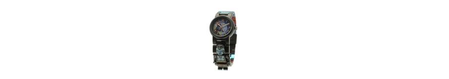 Будильники и часы Lego