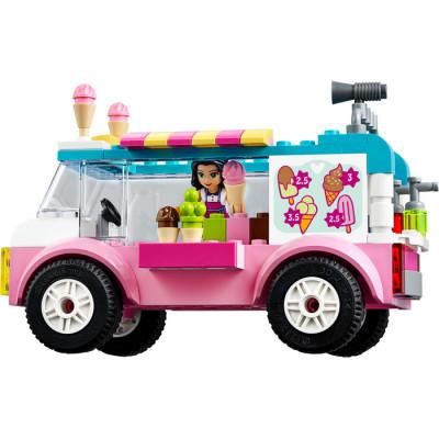 Грузовик с мороженым Эммы, 10727 Lego Juniors
