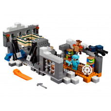 Портал в Край, 21124 Lego Minecraft