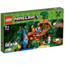 Домик на дереве в джунглях, 21125 Lego Minecraft