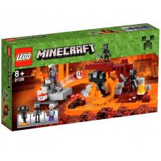 Иссушитель, 21126 Lego Minecraft