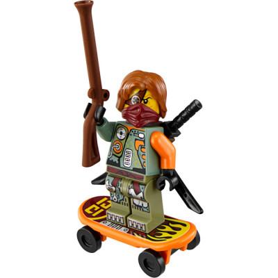 Робот-спасатель, 70592 Lego Ninjago
