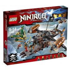 Цитадель несчастий, 70605 Lego Ninjago