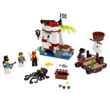 Военный форпост, 70410 Lego Pirates