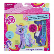 "Набор ""Создай свою пони"" Старлайт Глиммер My Little Pony, b3591 Hasbro"