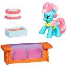 Мини-фигурка пони Миссис Кейк с аксессуарами My Little Pony, b3596 Hasbro