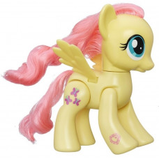 "Пони Флаттершай ""Action Friends"" My Little Pony, b3601 Hasbro"