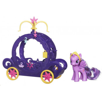 Карета для Твайлайт Спаркл My Little Pony, b0359 Hasbro