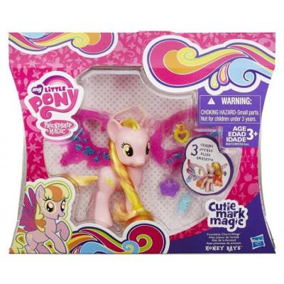 Пони Хани Рэйс с волшебными крыльями, b0358-b0672 My Little Pony Hasbro