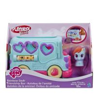 Автобус дружбы Радуга My Little Pony Playskool, b1912 Hasbro