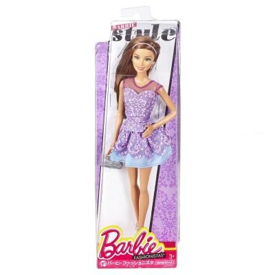 Кукла Barbie Fashionistas, BCN36-BLT11 Mattel